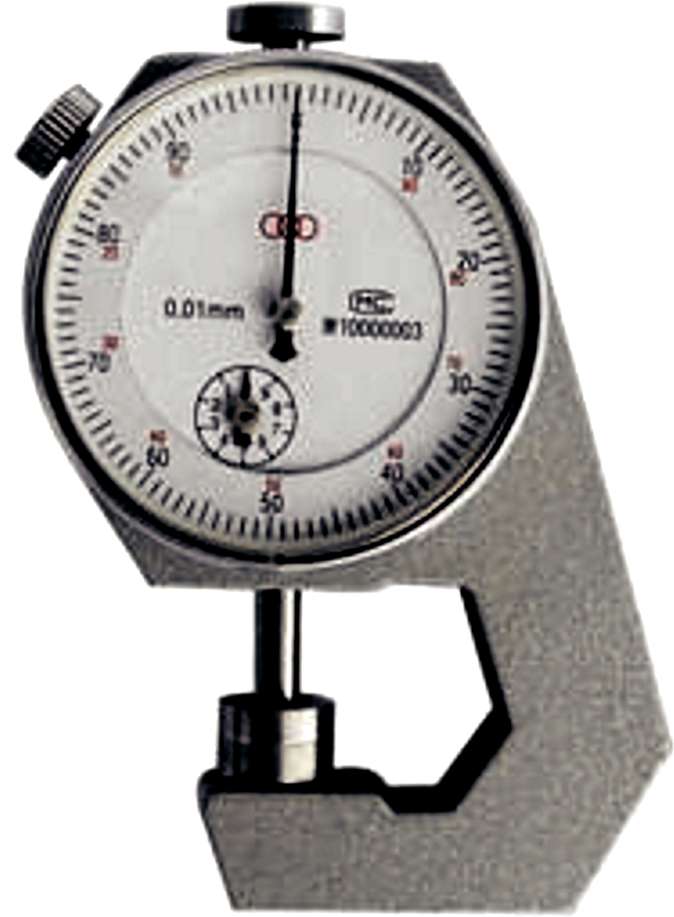 0-10mm Dial Thickness Gauge