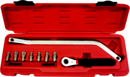 [159-1595] 9 Piece Door Hinge Remover & Installer Set