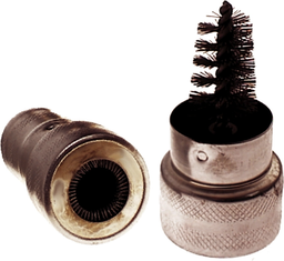 [159-7552] Battery Terminal & Post Brush (Steel Case)