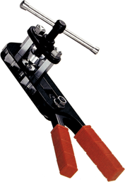 [159-FT220] Deluxe Double Flaring Tool 3/16 Inch To 5/8 Inch Including 6 In 1 Adaptor