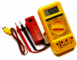 [59E-DA400] Digital Automotive Multimeter & Analyzer
