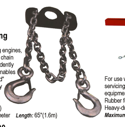 [59E-4300] Heavy Duty Adjustable Sling