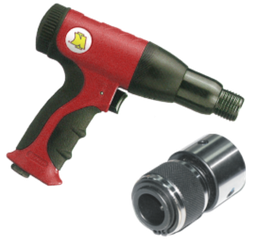 [59E-KI-4766R] Heavy Duty Vibration Damped Air Hammer