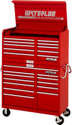 [59E-MG4612] 12 Drawer Magnum Tool Cart
