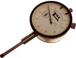 [159-6457] Imperial Dial Indicator 1 Inch Travel 60mm Diameter 3/8 Inch Shank