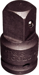[159-74216] 1/2 Inch Female 3/4 Inch Male Impact Adaptor