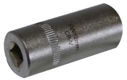 [59E-AC12P-12] 12mm 8 Point 1/4 Inch Drive Socket For #AC12P