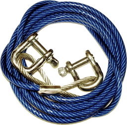 [159-995] Super Wire Rope Sling 2 Ton Capacity