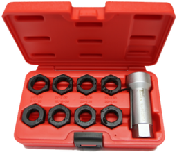 [159-6026TA] Twist Axle Spindle Rethreading Set