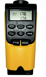 [159-7409] Ultrasonic Distance Meter With Laser Indicator