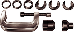 [159-J7068] Upper Control Arm Removal & Replacement Bushing Set