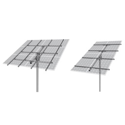 [160-BIA-ER10PM] BIA-ER10PM - Bianco ICON Solar Array 10 Panels - Post Mount