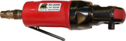 [59E-KI-2206] 1/4 Inch Drive Super Duty Mini Air Ratchet