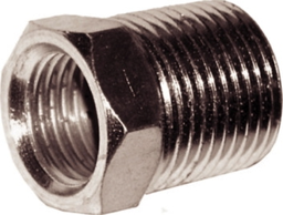 [59E-T9790] 1/4 Inch NPT Female 3/8 Inch NPT Male Adaptor
