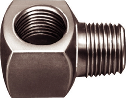 [59E-T9894] 1/4 Inch NPT Male & Female Street Elbow