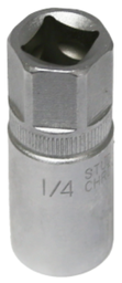 [159-5052] 1/4 Inch Stud Extractor 1/2 Inch Drive