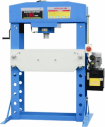 [159-SD0884] 150 Ton Electric Hydraulic Shop Press