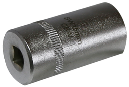 [159-AC12P-15] 15mm 8 Point 1/4 Inch Drive Socket For #AC12P