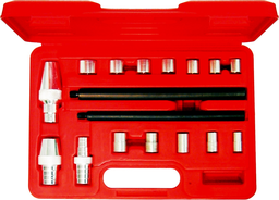 [159-J6684] 17 Piece Master Clutch Aligning Kit