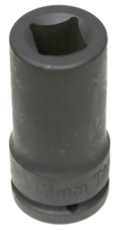 [159-85119] 19mm 3/4 Inch Drive Deep Square Impact Socket