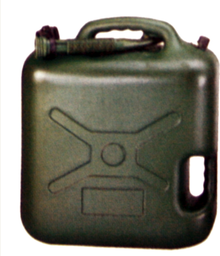 [159-RT2020] 20 Litre Fuel Reserve Tank Pe Material