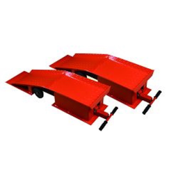 [159-TL5701] 20 Ton Truck Ramp (Pair) 10 Inch Tread