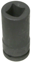 [159-85121] 21mm 3/4 Inch Drive Deep Square Impact Socket