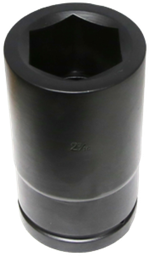 [159-770556L] 2.3/16 Inch (55-6mm) 1.1/2 Inch Drive 6 Point Deep Impact Socket