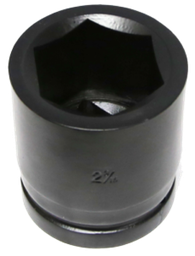 [159-770556] 2.3/16 Inch (55-6mm) 1.1/2 Inch Drive 6 Point Std Impact Socket