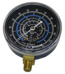 [159-AC901BLUE] 250 Psi Replacement Gauge For Ac901
