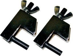 [159-2045] 2 Piece Screw-Type Fuel & Brake Hose Crimp Clamps