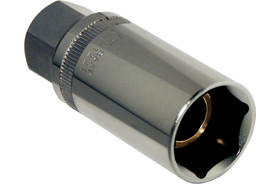[159-13726] 3/8 Inch Drive 13/16 Inch Magnetic Spark Plug Socket