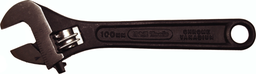 [59E-10004] 4 Inch Adjustable Wrench With Scale