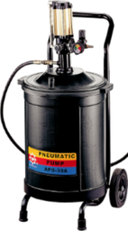 [159-APG50A] 50 Litre Pneumatic Grease Dispenser