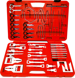 [159-J1149] 52 Piece Radio Removal Tool Set
