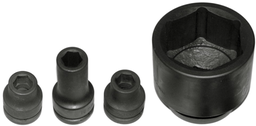 [159-75022] 11/16 Inch 3/4 Inch Drive 6 Point Standard Impact Socket