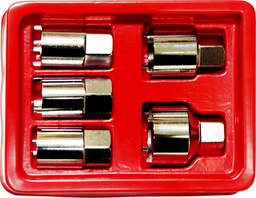 [159-5775] 5 Piece Antenna Nut Socket Set