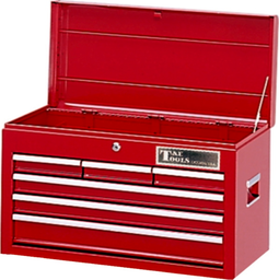 [159-TES600] 6 Drawer Top Chest