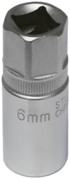 [159-5038] 6mm Stud Extractor 1/2 Inch Drive