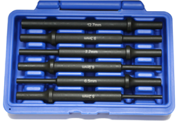 [159-8290] 6 Piece Air Hammer Drift Set