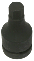 [159-76928] 7/8 Inch 1 Inch Dr In-Hex Impact Socket 100l