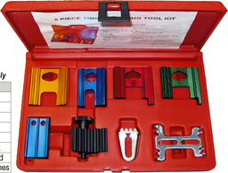 [159-6280] 8 Piece Timing Lock Tool Set